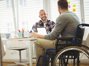 Antrag: Behindertenquote