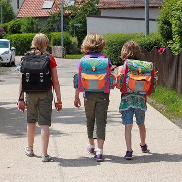Sichere Schulwege für unsere Kinder gefordert